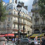 パリ夏真っ盛り!!