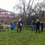 ロンドンの小学校の様子