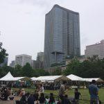 東京を楽しむ!-ヒビアガーデン at 日比谷公園