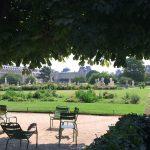 パリ散策朝編ープティパレのカフェ、チュエルリー公園、シャトレ