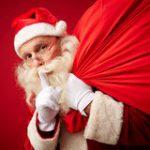シークレットサンタとクリスマスジャンパー