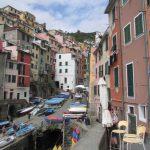 トスカーナの休日続編 チンクエテッレ-Cinque Terreと至福のイタリア料理